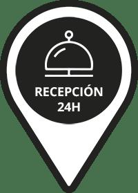 Recepción 24 Horas